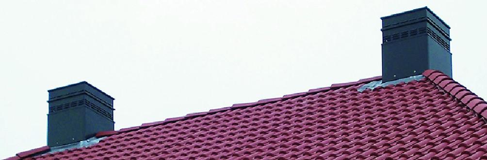 vervang dakdoorvoer bij nieuwe cv ketel